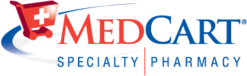 MedCart specialty pharmacy logo